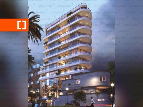 Venta De Apartamento Obra Construcción 2 Dormitorios En Punta Carretas, Birdie Golf Unidad 101