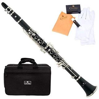 Clarinete Cecilio Ct28e