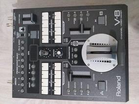 Mesa Roland V-8 Vídeo Mixer 8 Entradas