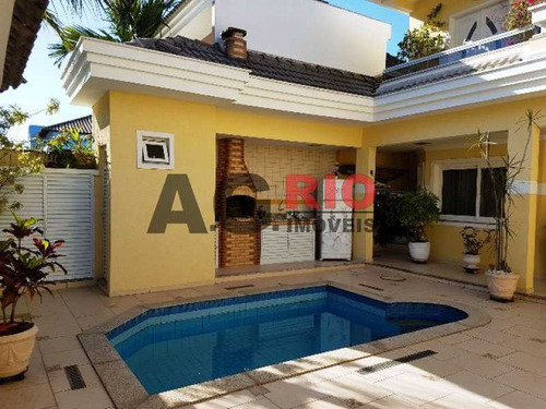 Casa De Rua-à Venda-pechincha-rio De Janeiro - Agv73580