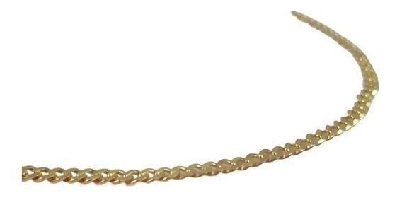 Cordão Masculino Ouro 18k Grumet Luxo Top 3821