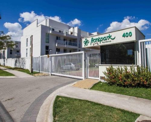 Apartamento À Venda No Bairro Campo Grande - Rio De Janeiro/rj - O-12697-22425