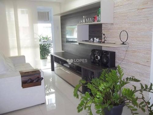Apartamento Com 2 Dormitórios À Venda - Várzea Das Moças - São Gonçalo/rj - Ap42686
