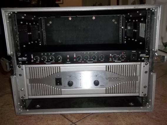 American Audio V-5000 Plus Como Nuevo 100% Garantizado