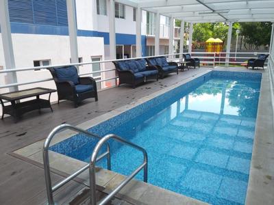 Habitaciones En Renta Con Gym, Alberca Y Mas