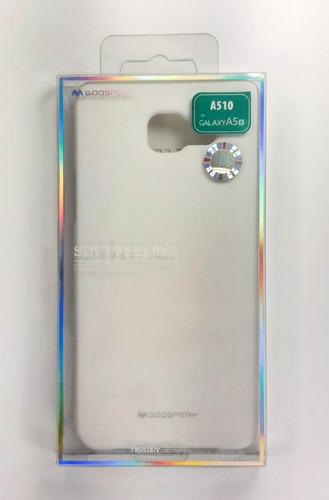 Funda Galaxy A5 2016 Mercury Goospery Soft Feeling Beige