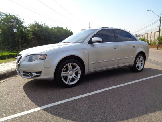Audi A4 1.8 Exclusive Turbo Multitronic 4p