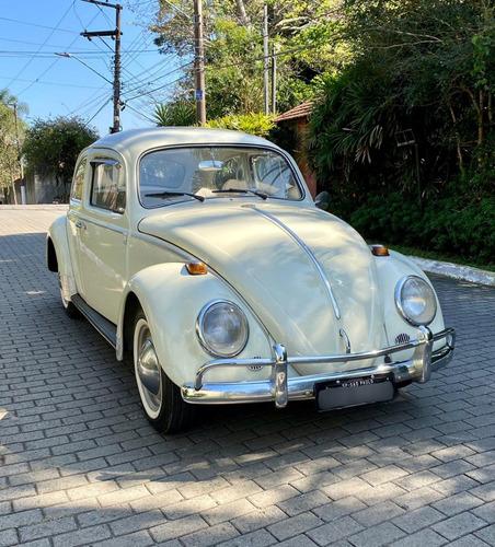 Imagem 1 de 12 de Volkswagen Fusca 1965 1200cc