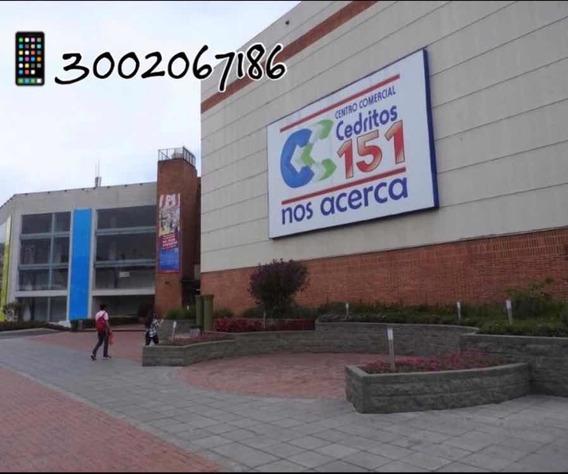 Arriendo Mezanine (local) Centro C. Cedritos 151. Norte