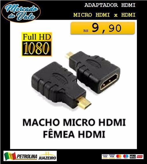 Adaptador Micro Hdmi Para Hdmi