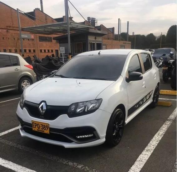 Renault Sandero Rs Motor 2.0