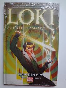 Gibi Loki Agente De Àsgard Confie Em Mim Volume 1