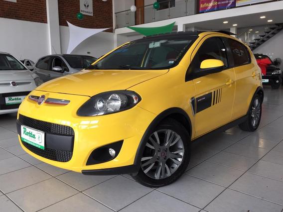 Fiat Palio 1.6 Mpi Sporting 16v Flex 4p Manual !!!