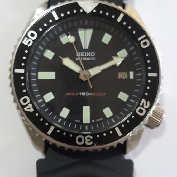 Relógio Merulho Seiko