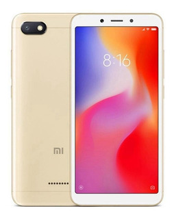 Xiaomi Redmi 6a 4g Lte 32gb Ram 2gb 13mp Sellada Libre Gtía