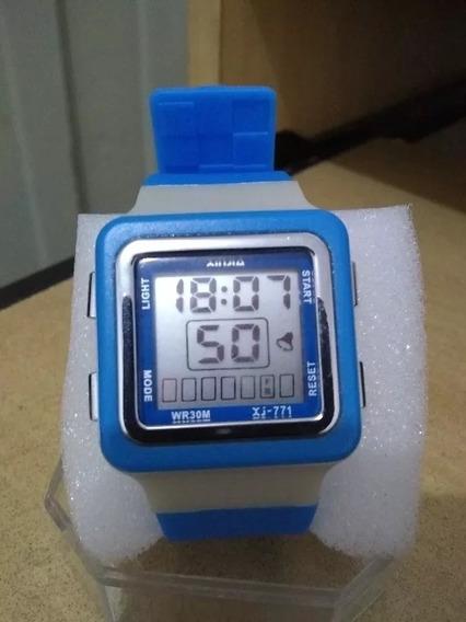 Relógio Xinjia Unissex Esportivo,