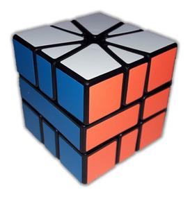 Cubo Mágico Profissional Diferente Sq1 Square One 1 + Brinde