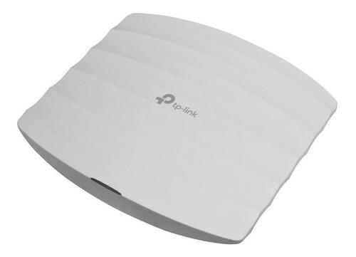 Imagem 1 de 4 de Access Point De Teto Wireless N 300m Eap110 Com Poe Tp-link