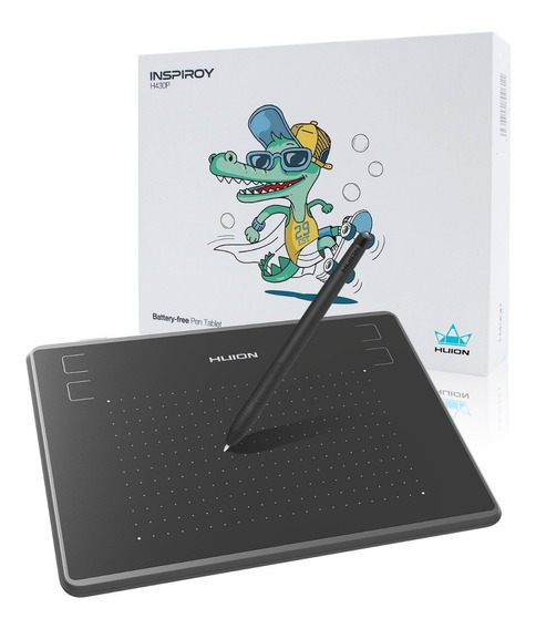 Mesa Digitalizadora Huion 430p Desenho Designer Usb Artista