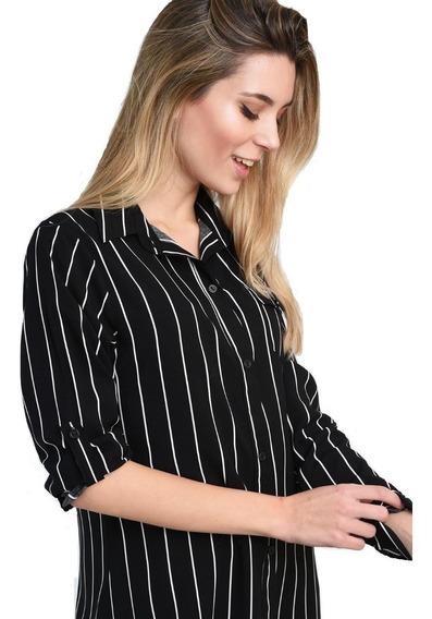 Camisas Mujer Largas Modelo 1