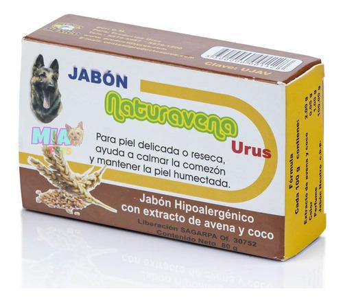 Imagen 1 de 6 de Jabón Naturavena Avena Coco Resequedad Comezón Humecta 80 G