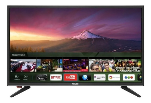 Smart Tv 32 Philco Pld32hs8b Hd Netflix You Tube