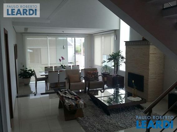 Casa Em Condomínio - Chácara Malota - Sp - 555798