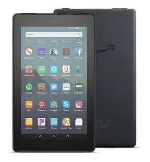 Tablet Amazon Fire 7 16gb Negro Modelo 2019 - Lich
