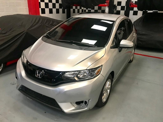 Honda Fit Lx Full Equipo Modelo 2016. 17000 Kms