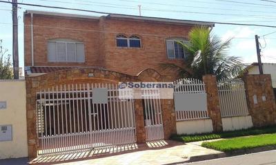 Casa Residencial À Venda, Residencial Santa Maria, Valinhos - Ca2840. - Ca2840