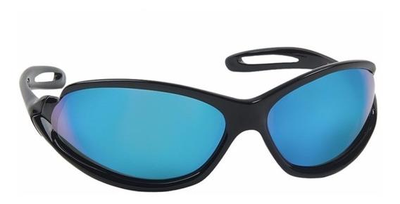 Óculos De Sol Spy Original - Open 39 Preto - Lente Azul