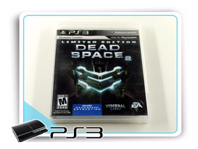Ps3 Dead Space 2 Limited Edition Original Playstation 3 Ntsc