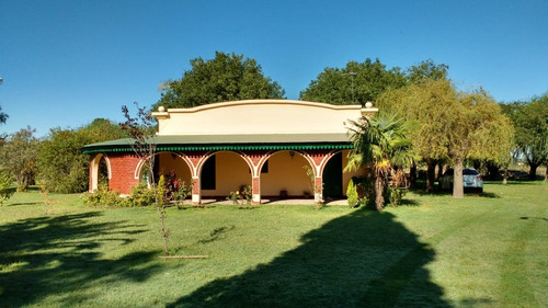 Venta - Casa Quinta 2 Has - Gral Las Heras