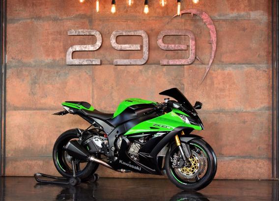 Kawasaki Ninja Zx10r 2013/2014 Com Abs