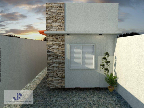 Imagem 1 de 3 de Casa À Venda, 47 M² Por R$ 180.000,00 - Jardim Palos Verdes - Botucatu/sp - Ca0010