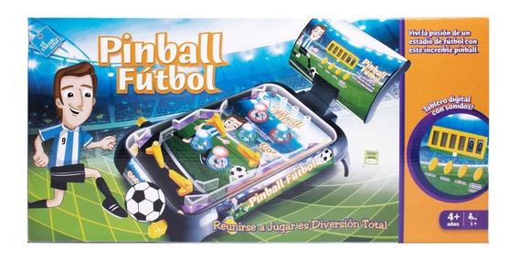 Pinball Flipper De Fútbol Electronico El Duende Azul 6648