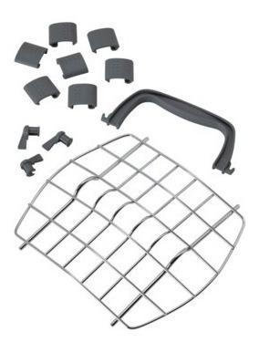 Puerta Metal Para  Kennel Moderna Roadrunner 2, 25 X 22 Cms
