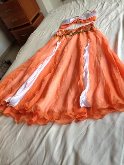 Vestidos Danza Arabe. Pack De 4 Piezas