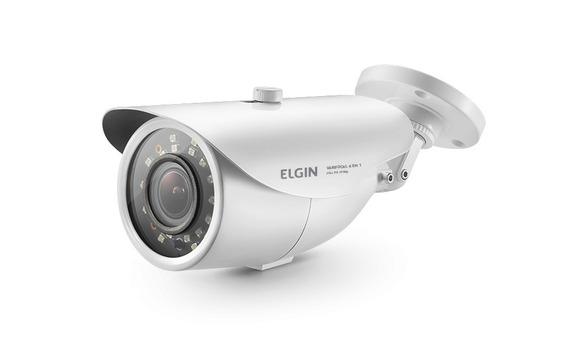 Camera Elgin Varifocal 4/ 1 Full Hd 1080p Frete+rapido Bahia