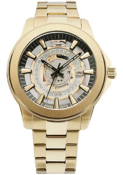 Relógio Technos Classic Legacy - F06111aa/4w