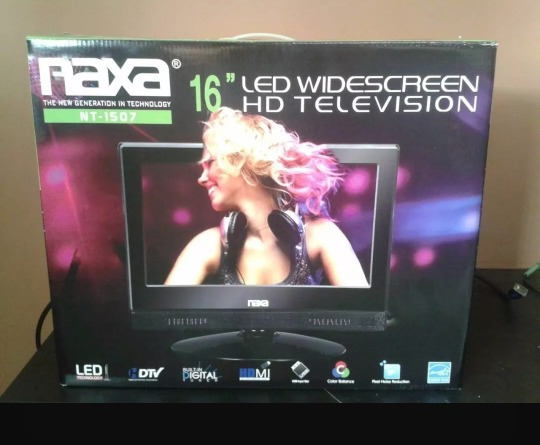 Tv Monitor Naxa 16 Pulgadas