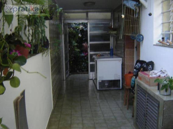 Casa Residencial À Venda, Mooca, São Paulo. - Ca0060