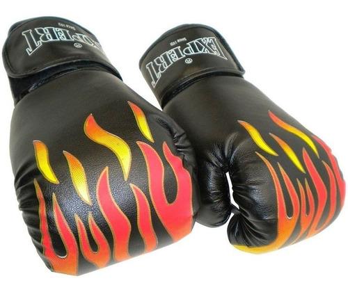 Guante De Boxeo Excelente Calidad Vendas Bolsas N1 - El Rey