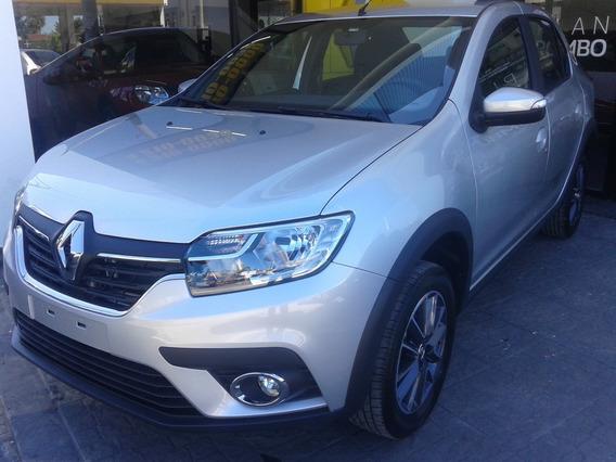 Nuevo Renault Logan Intens Cvt Automatico 1.6 16v Okm 2020