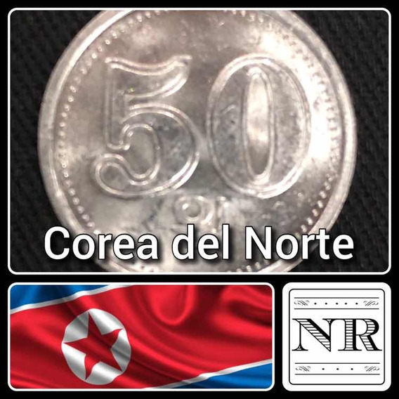 Corea Del Norte - 50 Won - Año 2005 - Km # 426
