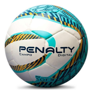 Bola De Futebol De Campo Penalty Digital Doutec