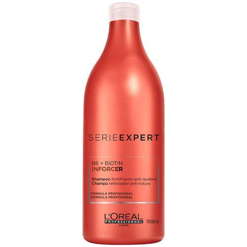 Imagem 1 de 1 de Shampoo L'oréal Professionnel Serie Expert Inforcer - 1.5l