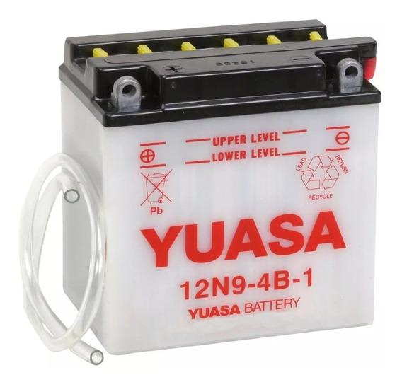 Batería Moto Yuasa 12n9-4b-1 Honda Cm200t Twinstar 81/82