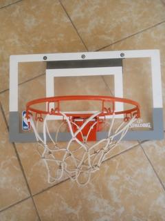 Mini Tablero De Basquetbol Spalding