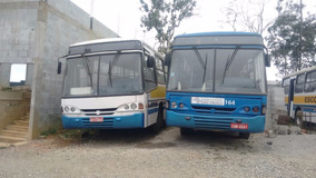 Ônibus Urbano Ano 96 97 98 99 Venda Em Lote 08 Onibus